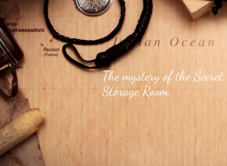 "ClockedIn - ""The Mystery of the Secret Storage Room"""