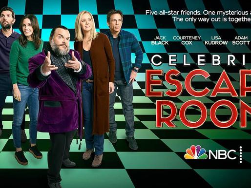 📈.    NBC - Celebrity Escape Room