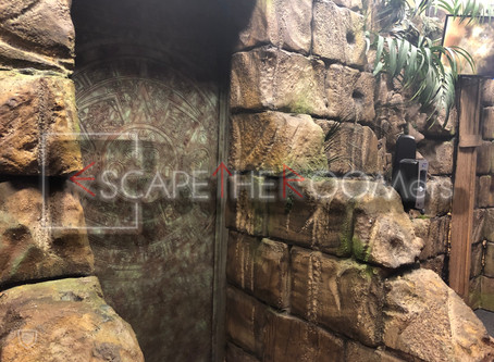 """The Great Escape Room Challenge - """"Mayan Tomb"""""""