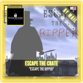 """Escape The Crate - """"Escape The Ripper"""""""