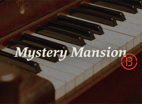 """REMOTE:  Breakout Games - """"Mystery Mansion"""""""