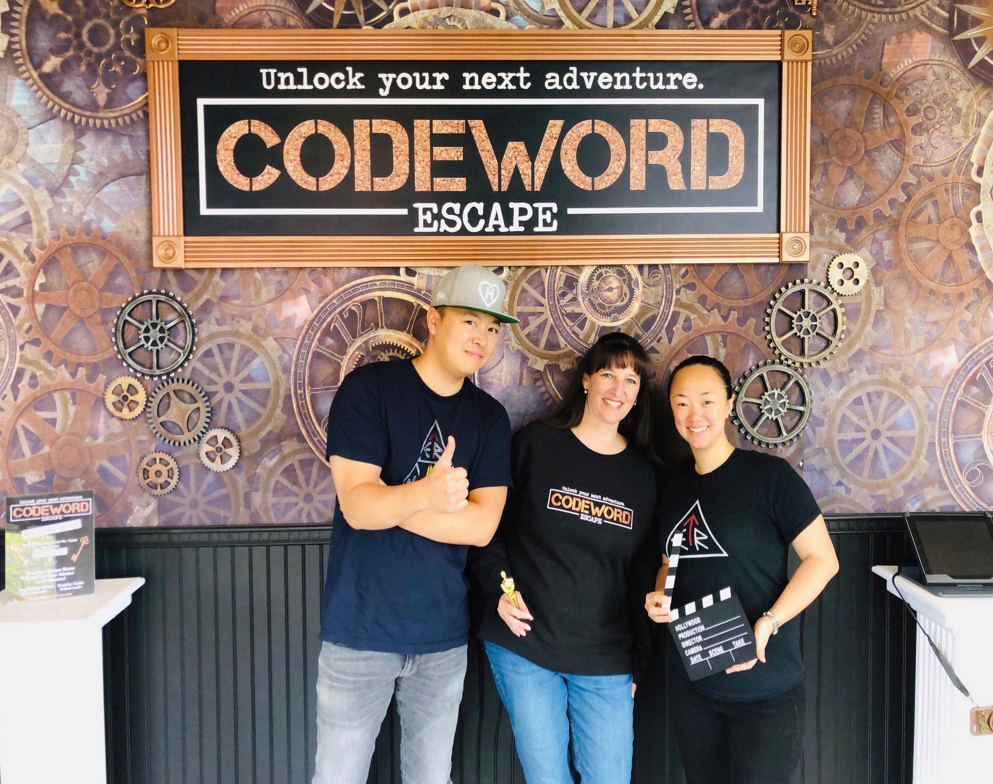 Codeword Escape