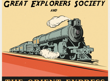 "The Conundrum Box - ""The Orient Express"""
