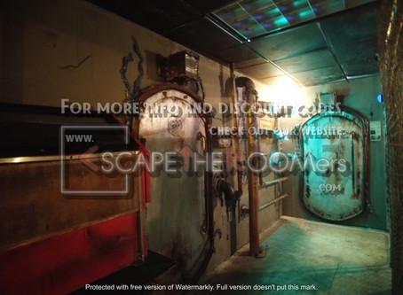 """Escape Games Worcester - """"Fallout"""""""
