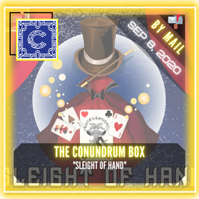"The Conundrum Box - ""Sleight Of Hand"""