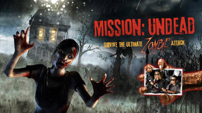 """Madame Tussauds NYC - """"Mission: Undead"""""""