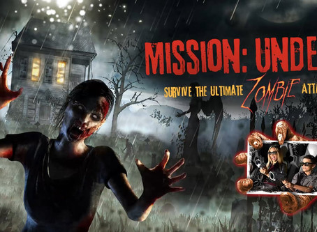 "Madame Tussauds NYC - ""Mission: Undead"""