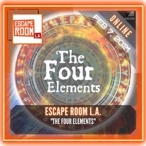 """Escape Room L.A. - """"The Four Elements"""""""