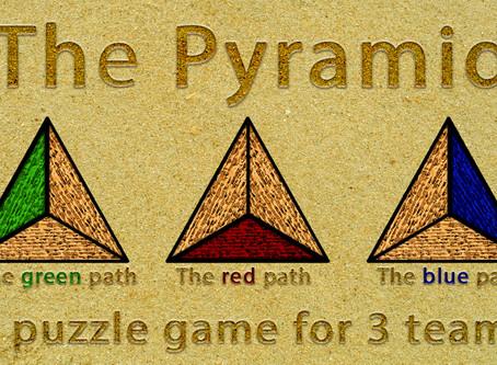 """Lee Ballan - """"The Pyramid"""""""