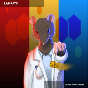 "Escape Hour Austin - ""Lab Rats"""