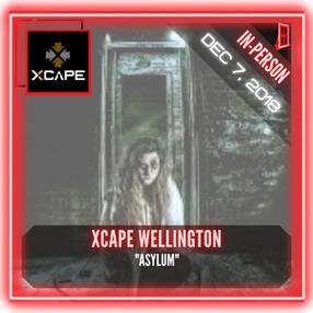 "Xcape Wellington - ""The Caretaker"""