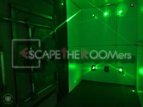"The Great Escape Room Challenge - ""Bank Heist"""