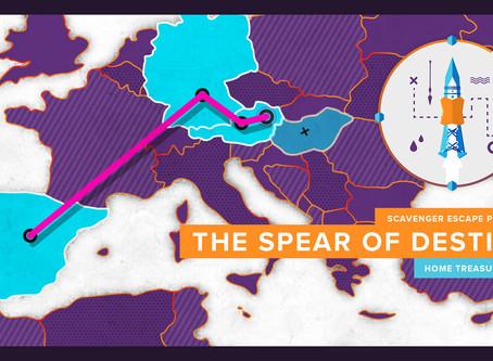 "Scavenger Escape - ""The Spear of Destiny"""