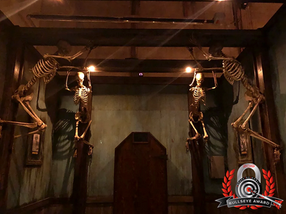 """13th Hour Escape Room - """"The Trophy Room"""""""