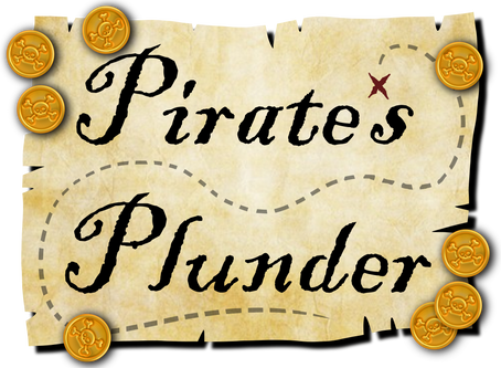 """Trapped Puzzle Rooms - """"Pirate's Plunder"""""""