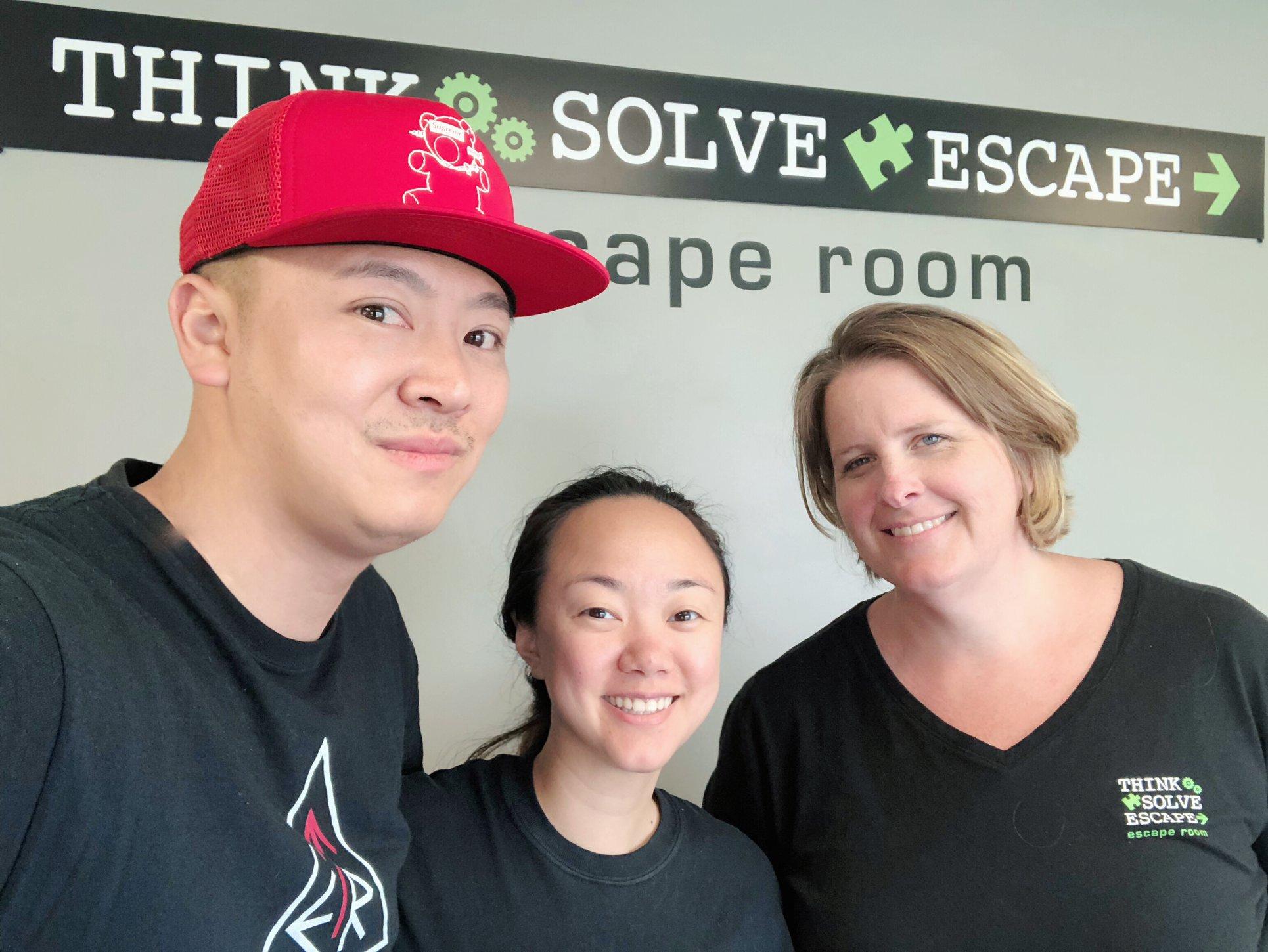 Think Solve Escape