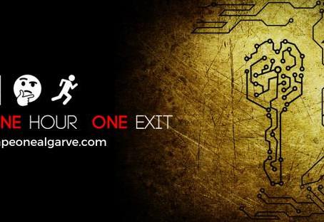 """REMOTE:  Escape One Algarve - """"Atlantis"""" & """"The Laboratory"""""""
