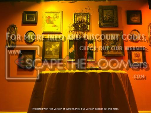 "Xscape The Room - ""The Missing manuscript of Edgar Allan Poe"""