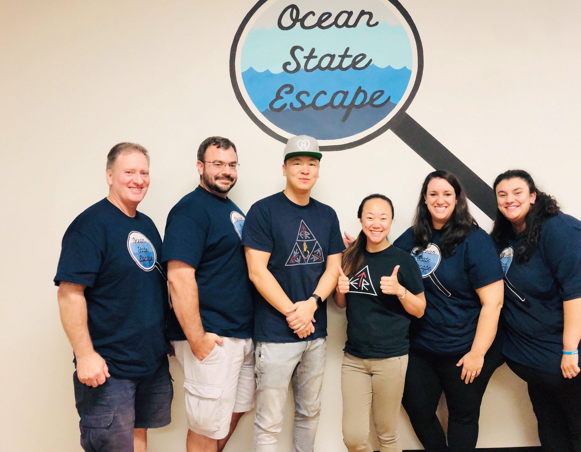 Ocean State Escape
