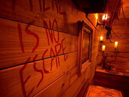 Emergency Exit Escape Rooms - The Beast