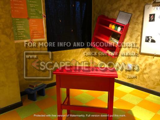 "Xscape The Room - ""The Classroom"""