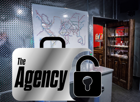 "Escape The Room (San Antonio) - ""The Agency"""