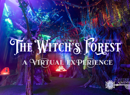 "🗣.    REMOTE:  Daydream Adventures - ""The Witch's Forest"""