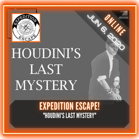 "Expedition Escape! - ""Houdini's Last Mystery"""