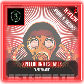 "Spellbound Escapes - ""Aftermath"""
