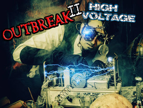 "Escape Room Salem - ""Outbreak II - High Voltage"""