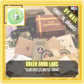 """Green Door Labs - """"Club Drosselmeyer 1943 (with Drosselbox)"""""""