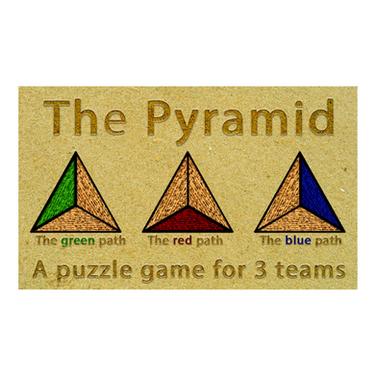"""""""The Pyramid"""""""