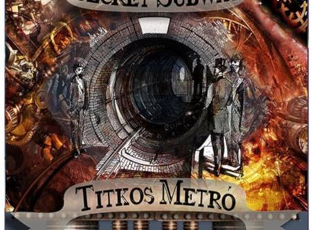 """E-Exit (Emergency Exit) Games - """"Secret Subway"""""""