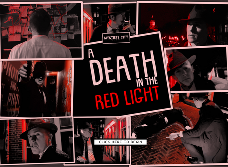 """Mystery City - """"A Death In The Red Light"""""""