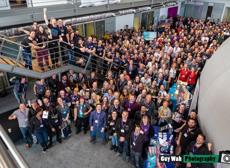 3rd Annual UK Escape Room Industry Conference (ERIC 2019)