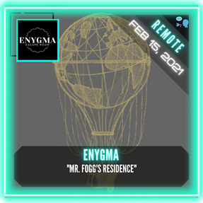 """REMOTE:  Enygma - """"Mr. Fogg's Residence"""""""