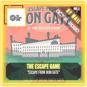 """The Escape Game - """"Escape From Iron Gate"""""""
