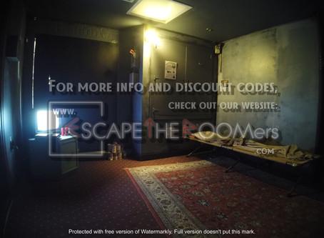 """🚪.    Live Action Escapes - """"Captive"""""""