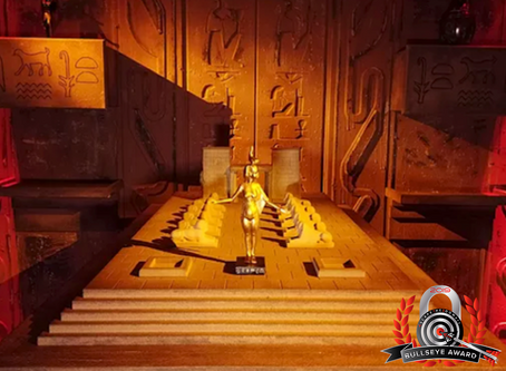"""Chambers Escape Games - """"The Temple"""""""