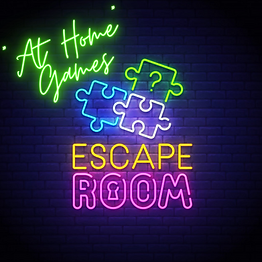 ESCAPETHEROOMers - At Home Games