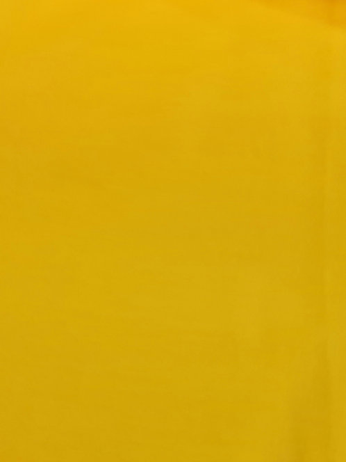 Polyester Spandex Knit Yellow