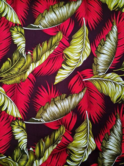 Take me to the Tropics Rayon Print