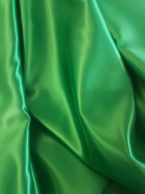 Slipper Satin Emerald
