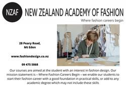 New Zealand Academy Of Fashion