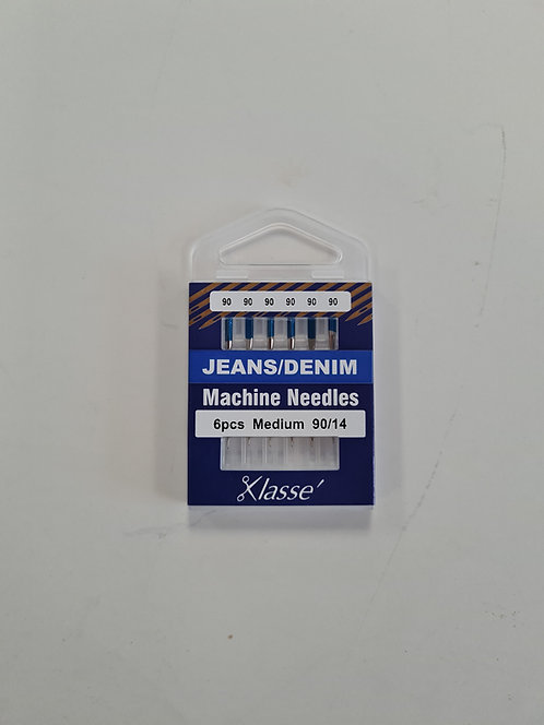 Klasse Jeans/Denim Machine Needles90/14