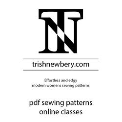 Trish Newbery-sewing-patterns