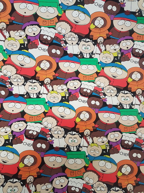 South Park Cotton Canvas
