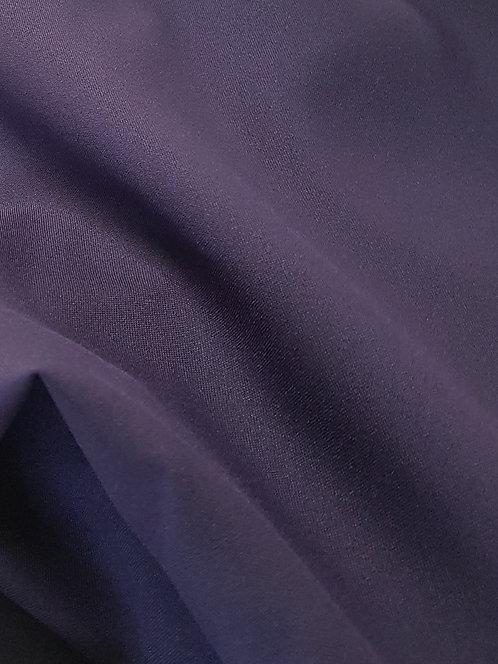 Mini Matt Polyester Suiting Purple