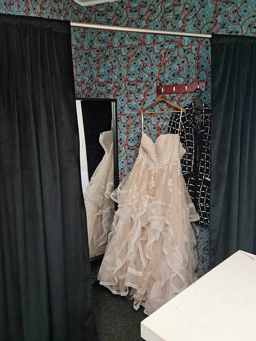 THE ALTERATION ROOM BY FAB WEDDING DRESSES