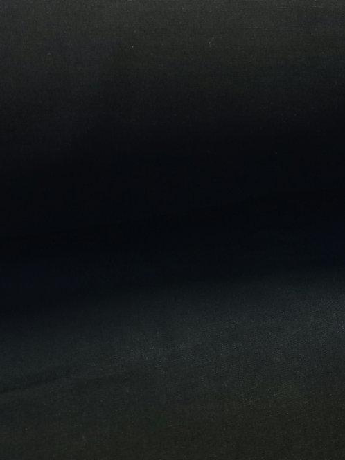 Spun Rayon Black